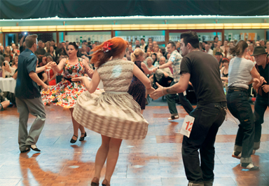 UK ROCK'N'ROLL JIVE CHAMPIONSHIPS