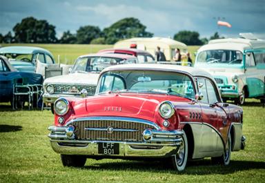 ATOMIC Festival Pre Classic Custom Car Show - Custom car show